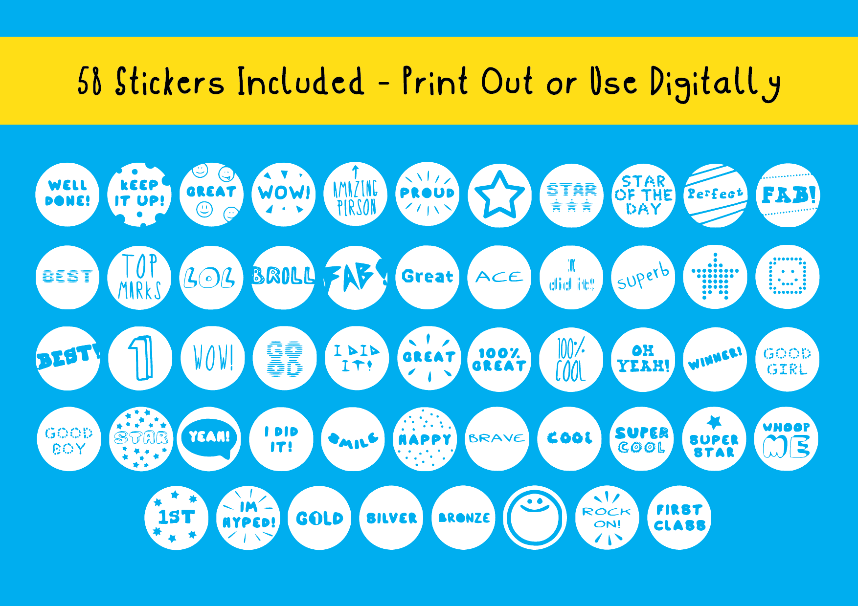 33 Useful Arts Crafts Dingbat Shape Pack - $29 - CF image 02