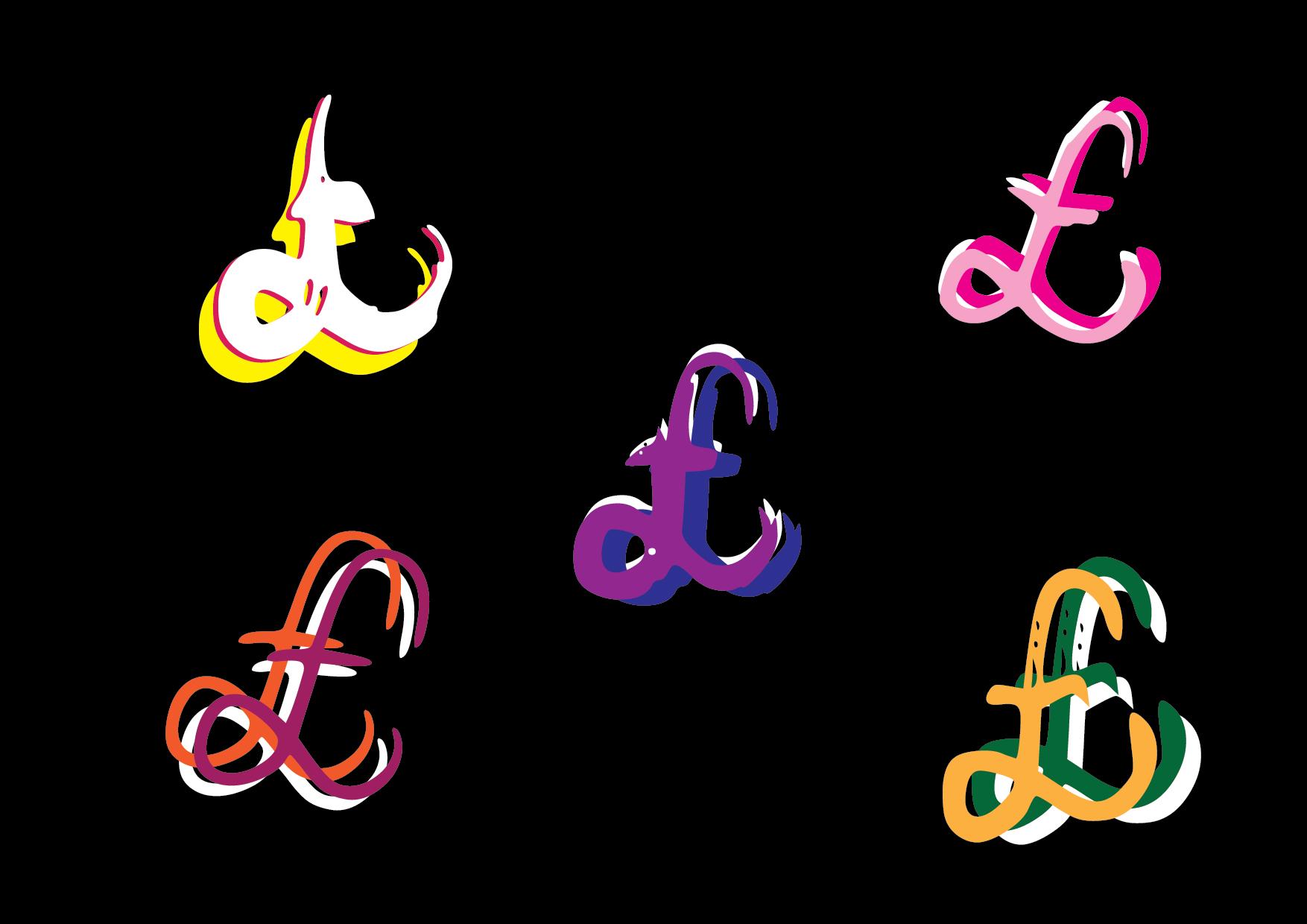 Pound Symbol Font