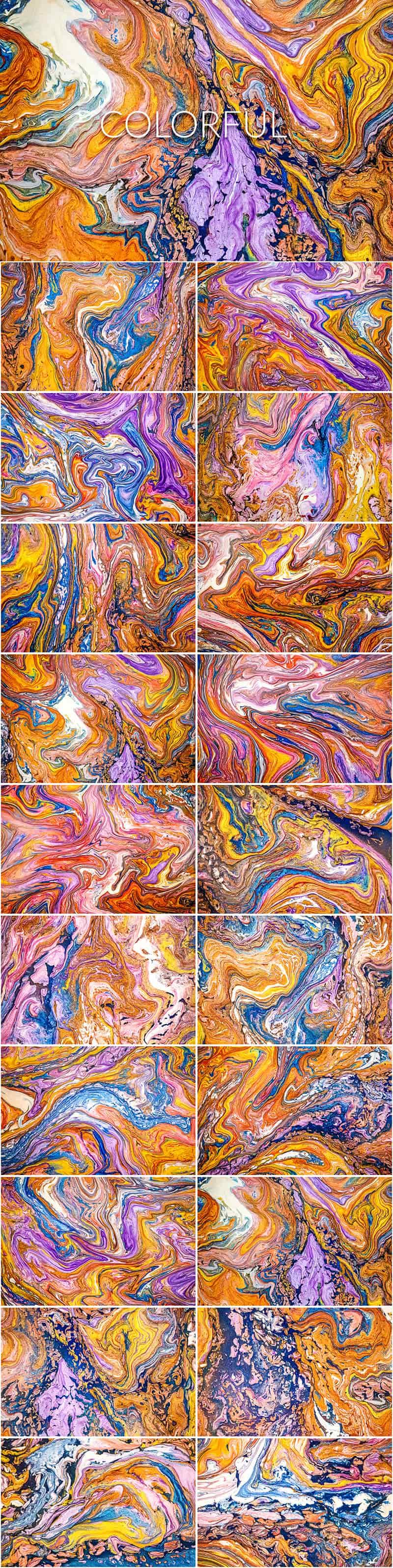 750+ Best Liquid Paint Backgrounds in 2020 - Liquid Paint Colorful PREVIEW min