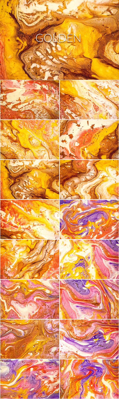 750+ Best Liquid Paint Backgrounds in 2020 - Liquid Paint Golden PREVIEW min
