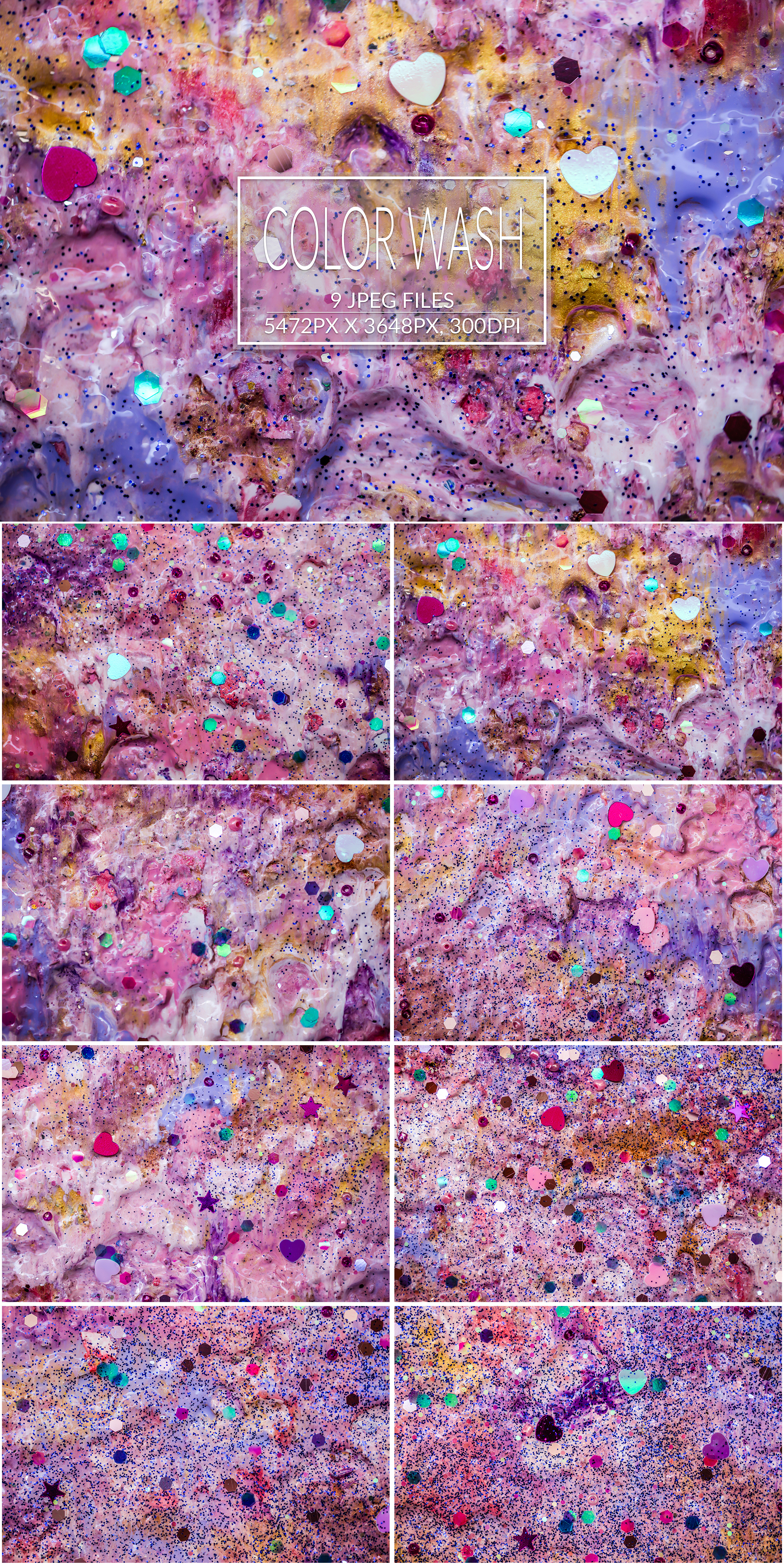 Paint Backgrounds