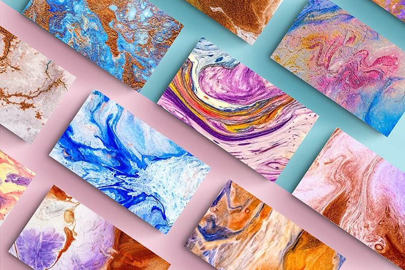 Best Liquid Paint Backgrounds Example.