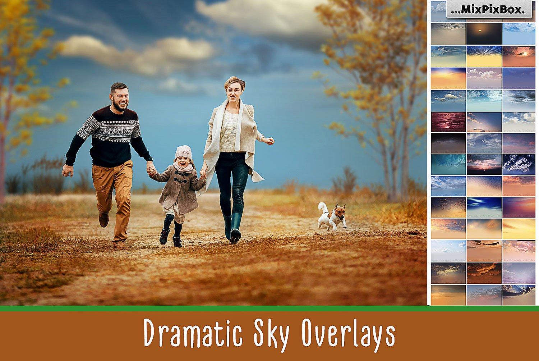 Black Friday Mega Photo Overlays Deal: 35 All Seasons Bundles - cover web