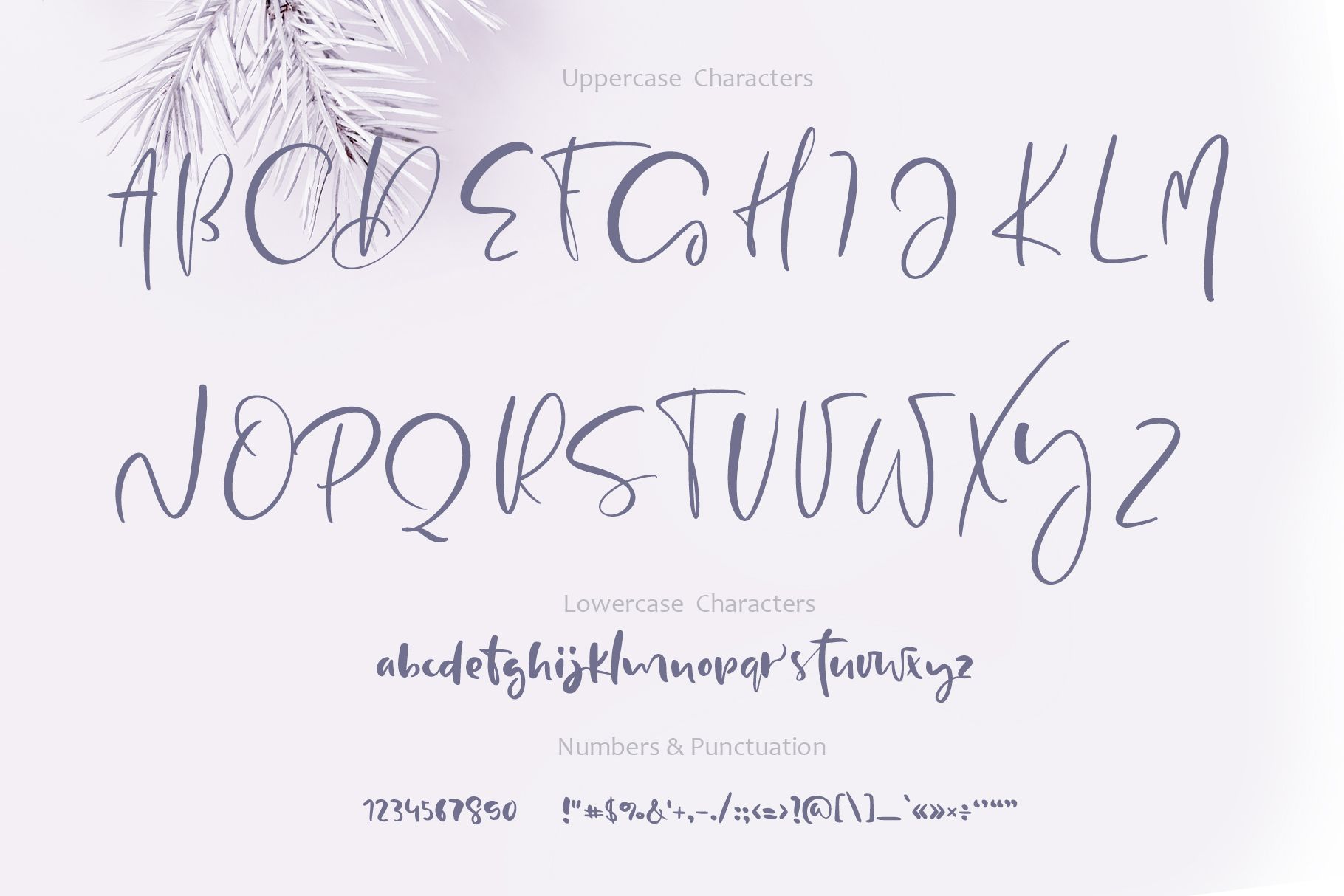 Holly Jolly Hand Drawn Font - $18 - title05