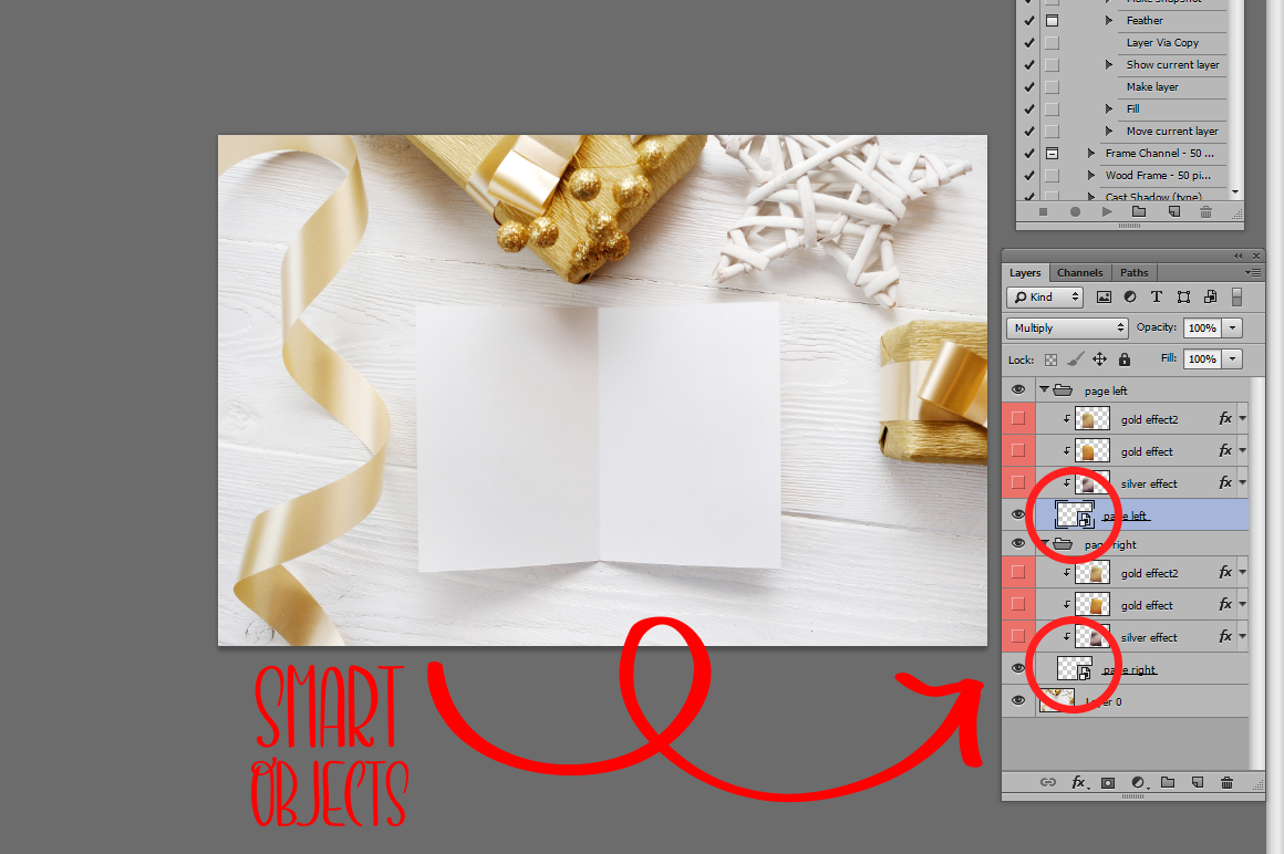35 Christmas Background Mock Ups with smart object - $16 - title 11 1