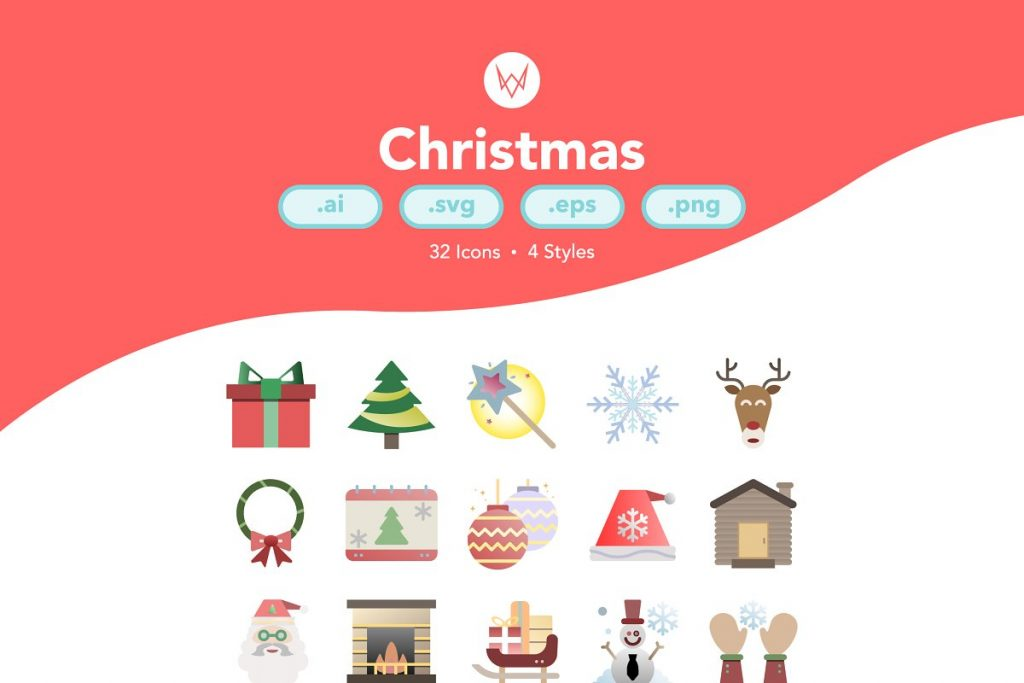 Black Friday Icon Bundle: 16 in 1 Collection - 522 Icons! - 01 15