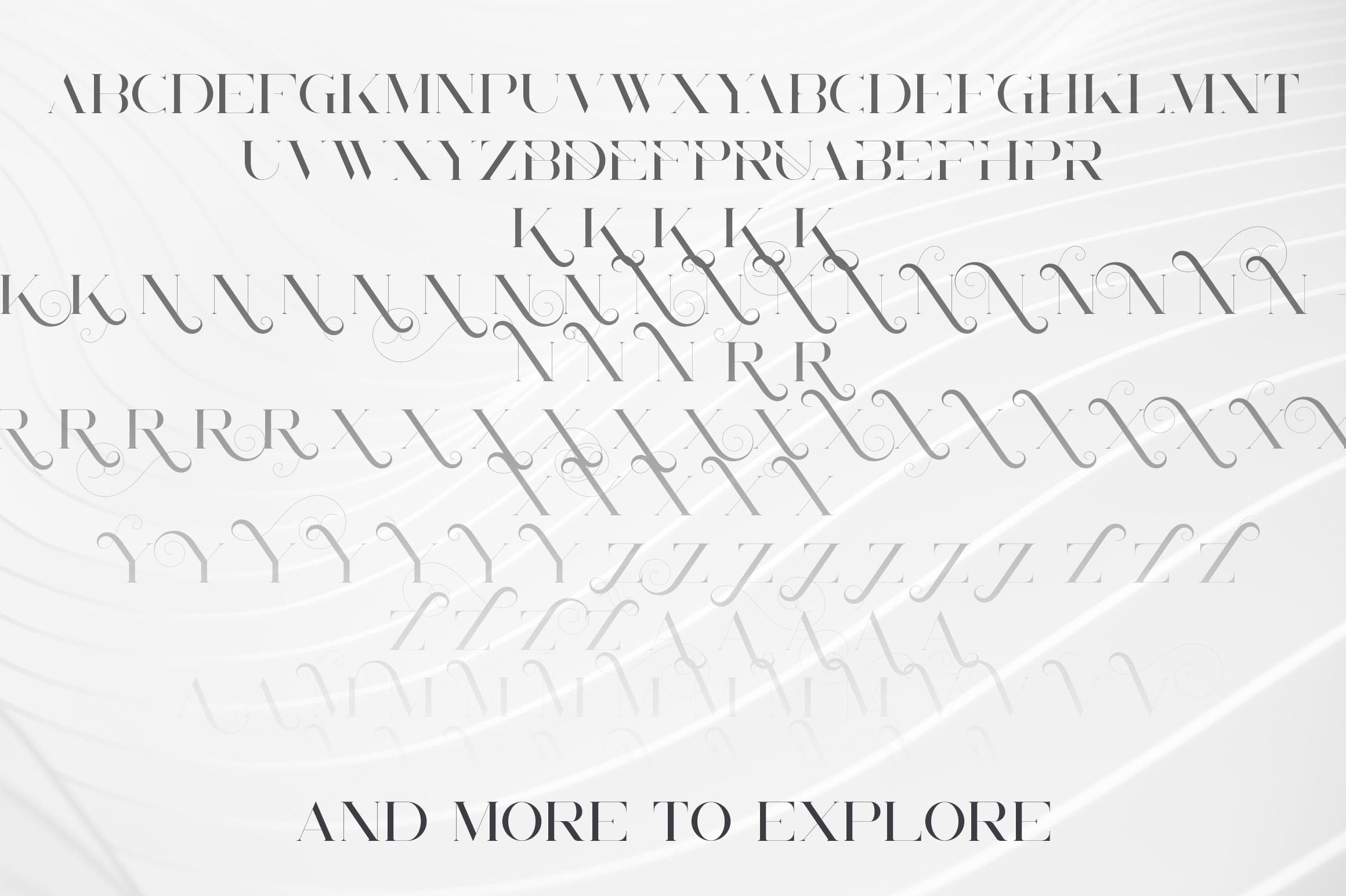 Unreal Serif Font: Latin & Cyrillic - 12 min