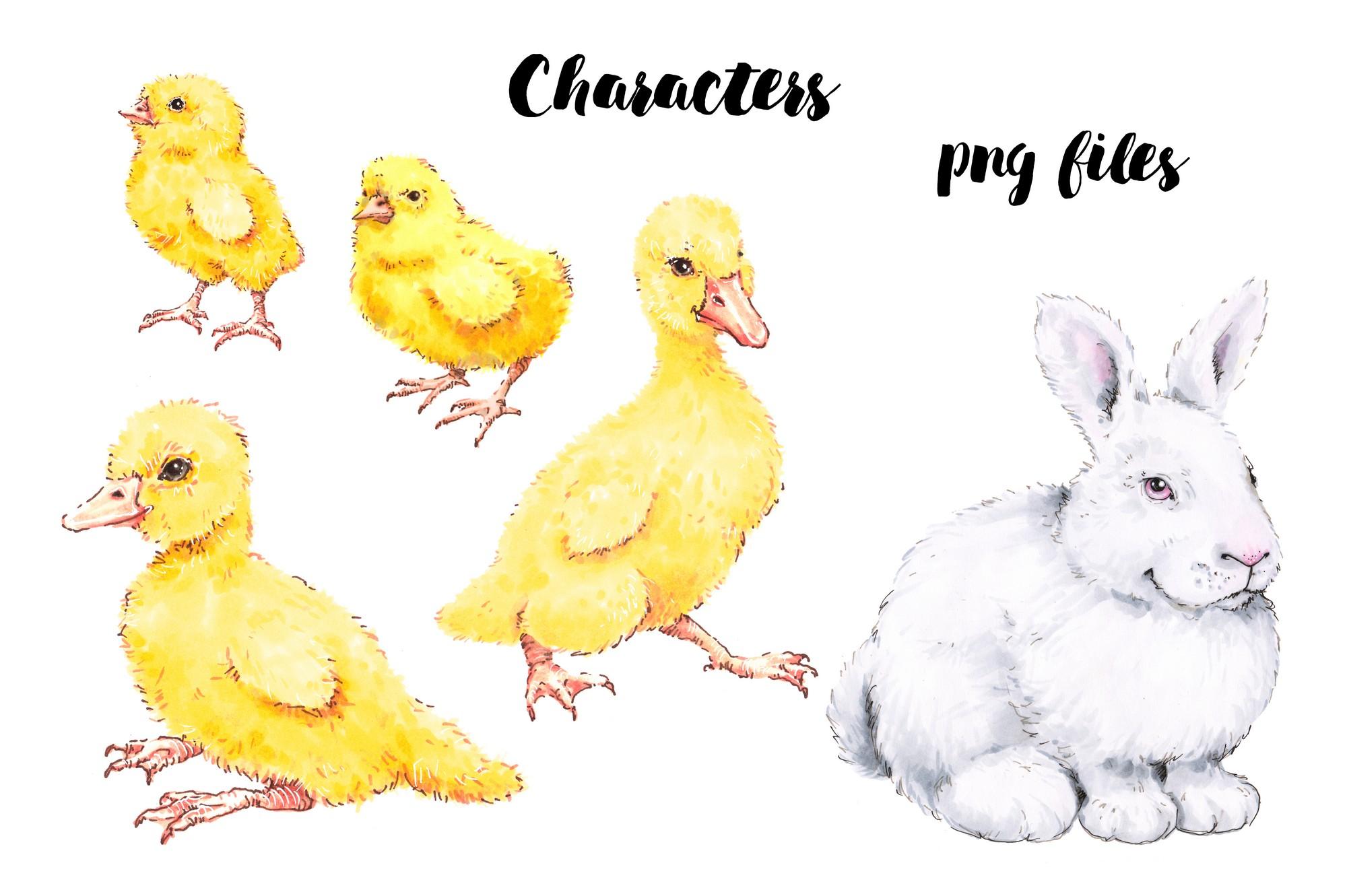 Easter Design Bundle - $17 - 2 9