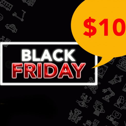 Black Friday Icon Bundle: 16 in 1 Collection - 522 Icons! - 600 21 490x490