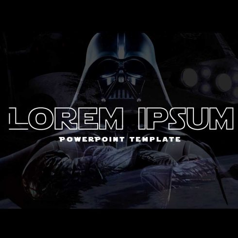 Star Wars Powerpoint Templates - $15 - 600 9 490x490