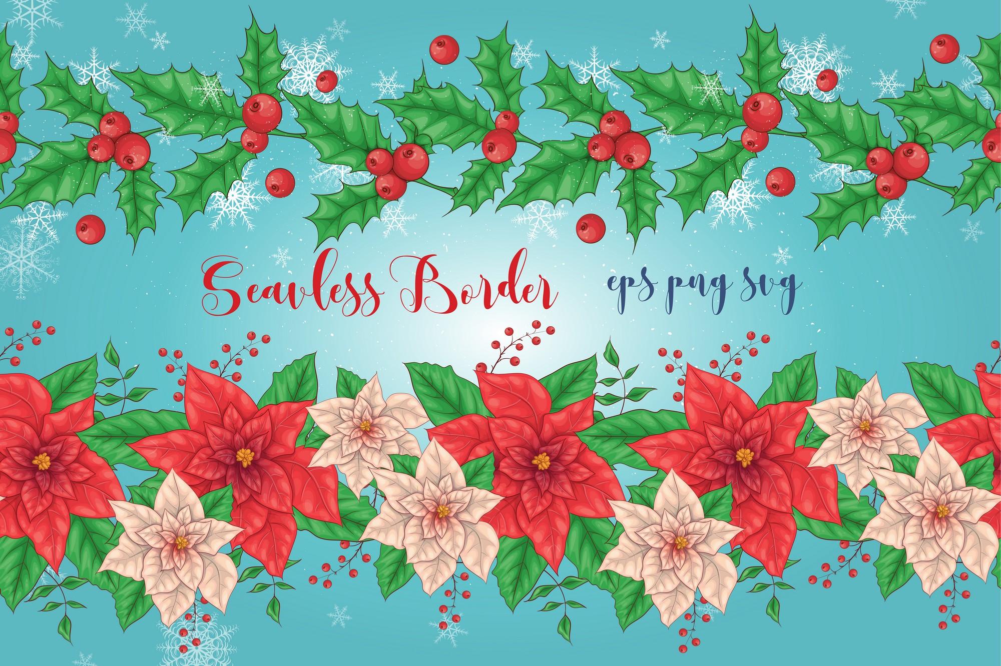 Merry Christmas Graphics Bundle - Image00005