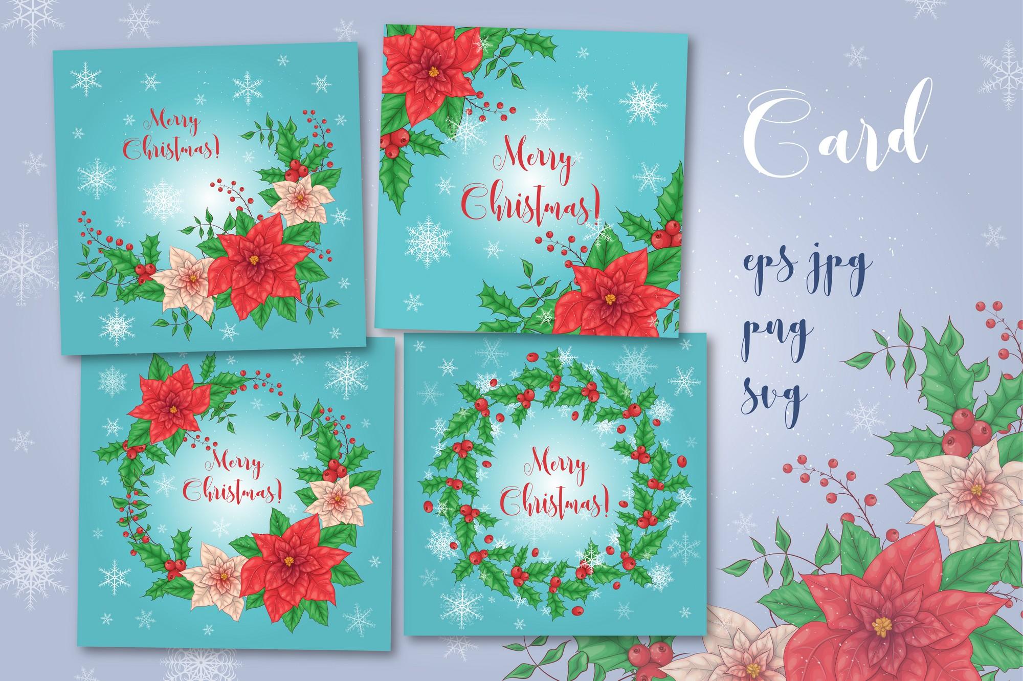 Merry Christmas Graphics Bundle - Image00007