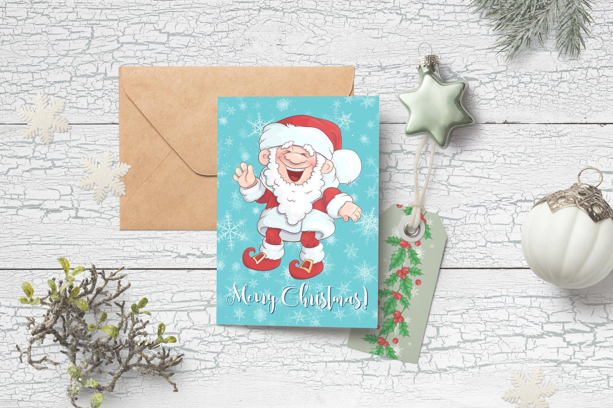 Merry Christmas Graphics Bundle - Image00009