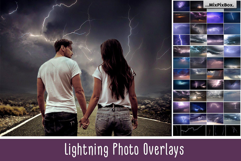 Black Friday Mega Photo Overlays Deal: 35 All Seasons Bundles - cover