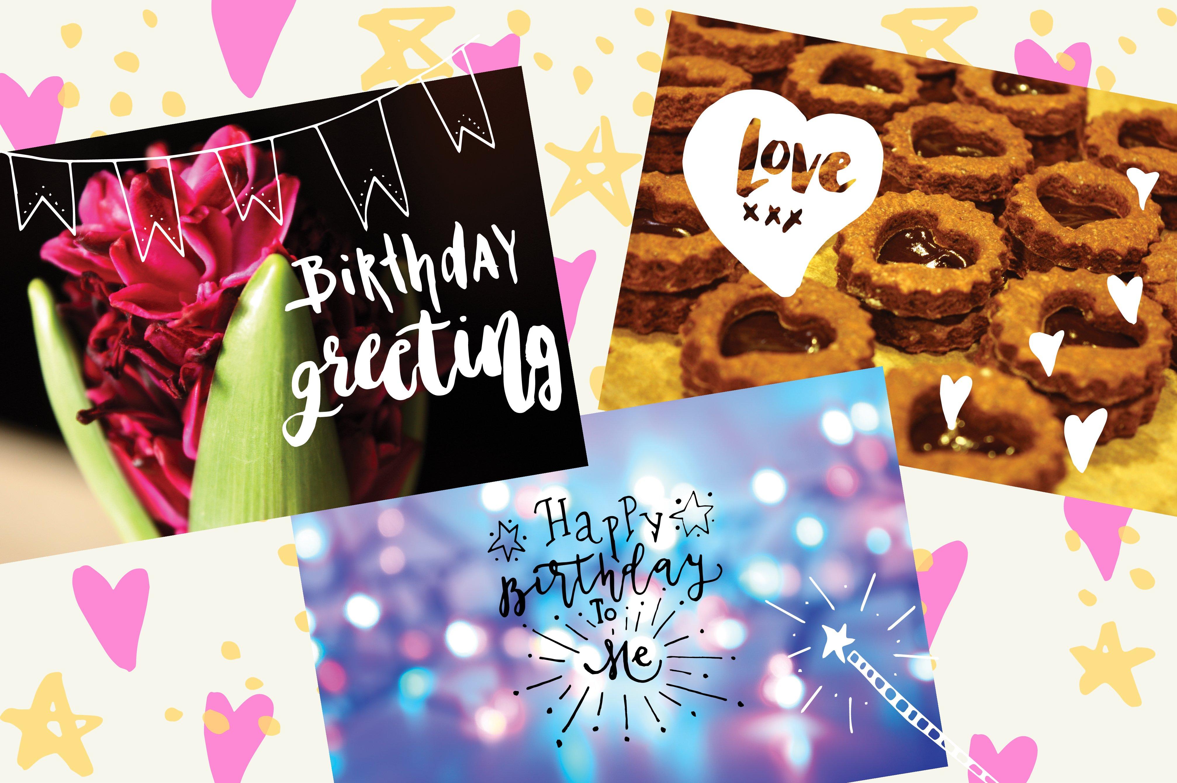 Happy Birthday Cards Maker