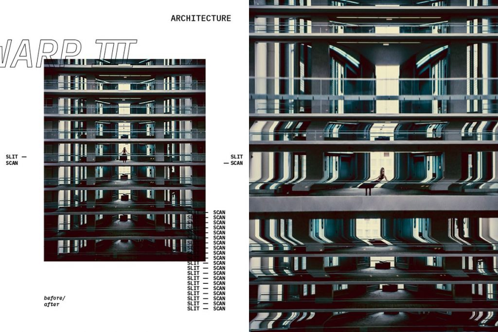 Original and unusual effects for architectures.