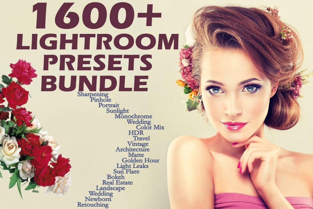 1600 Lightroom Presets Bundle - $16 - 1
