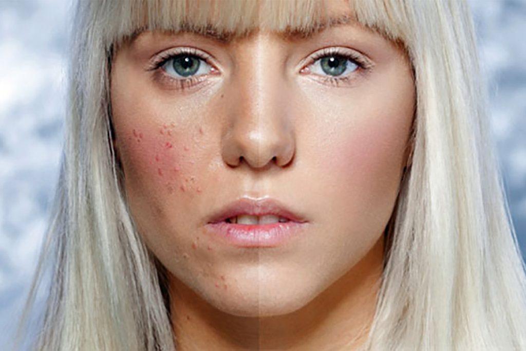 50 Photoshop Actions Retouching Skin BUNDLE, Swatches, Brushes - 5 1 3