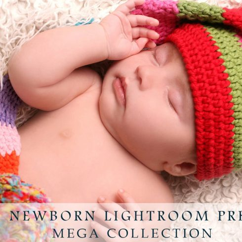 650 Newborn, Baby Lightroom Presets -$14 - 600 15 490x490