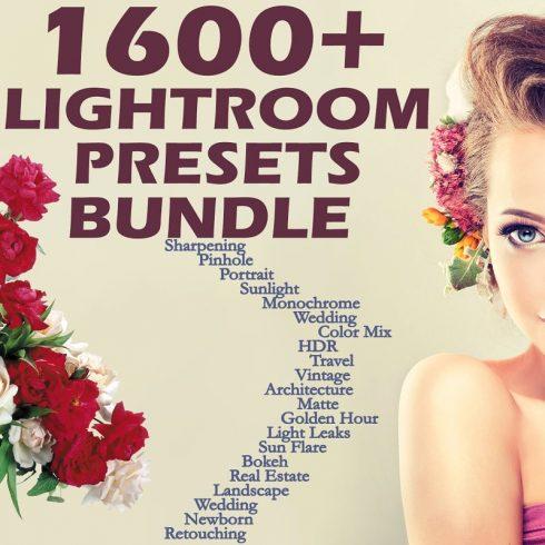 1600 Lightroom Presets Bundle - $16 - 600 5 490x490