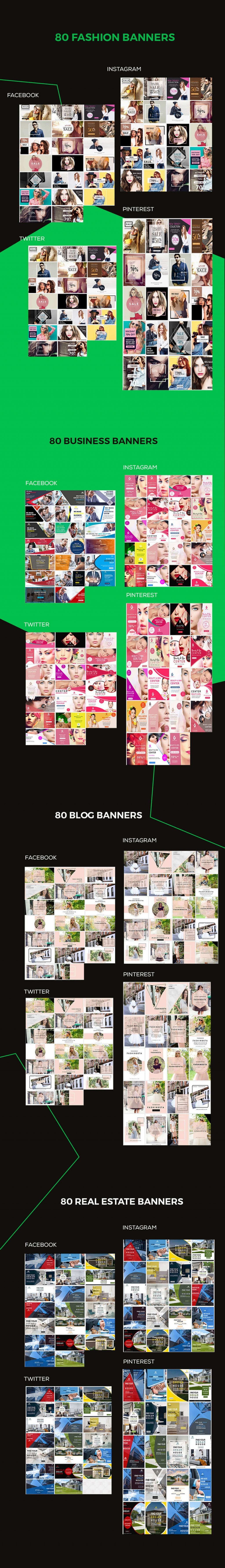 1500 Print and Web Templates - 1500 print templates bundle nifty graphic bypeople deals 6