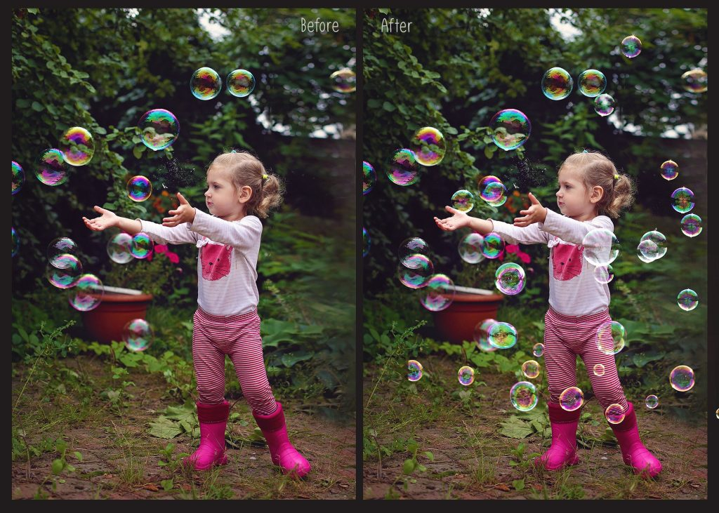 100 Bubbles Photoshop Overlays - $8 - 4 9