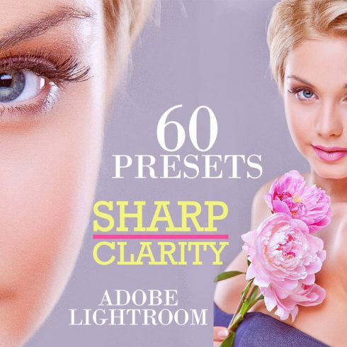 60 Sharpness Lightroom Presets - 600 19 490x490