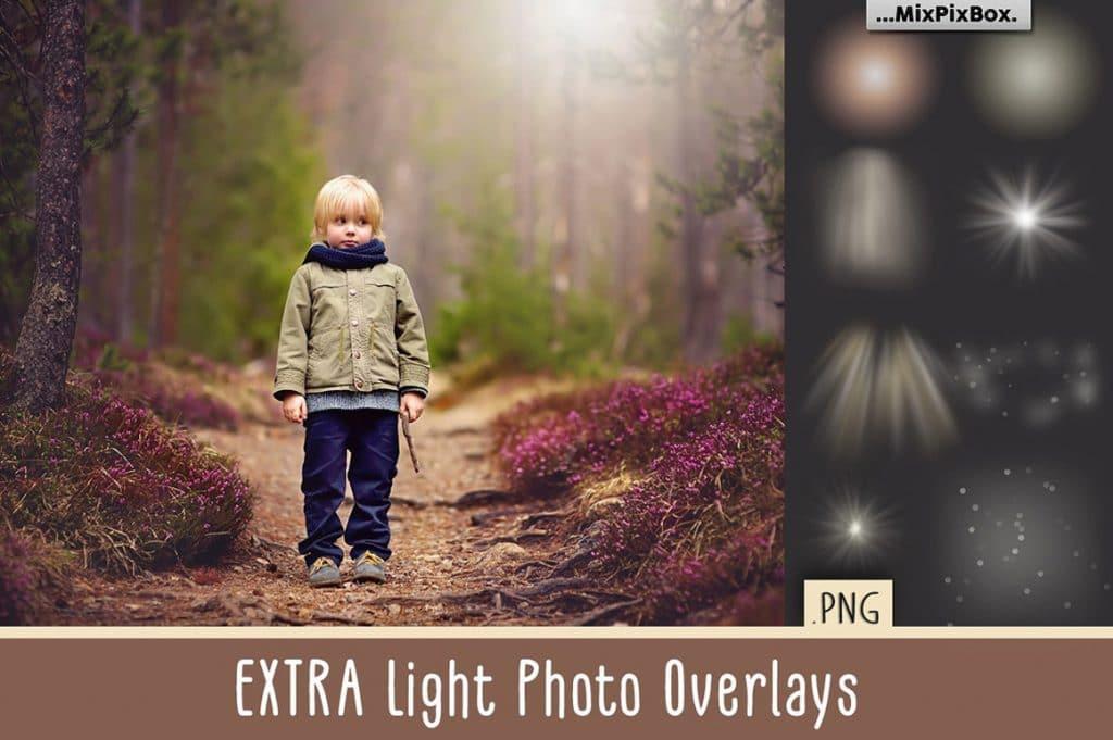 Huge Photo Editing Bundle - extra light first image
