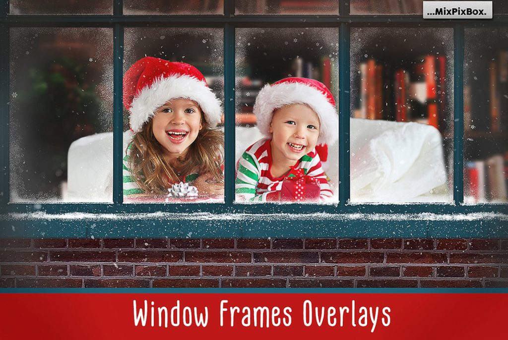 Huge Photo Editing Bundle - window frames first image