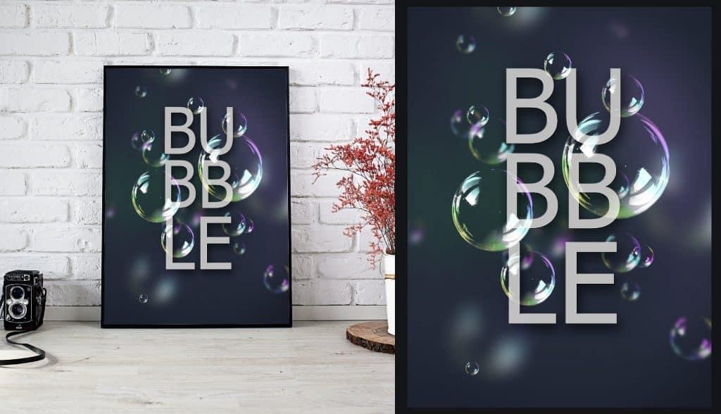 Transparent Bubble Overlays +brushes - $11 - 2 11