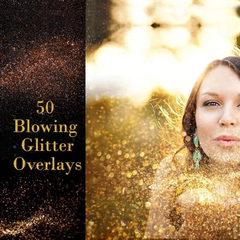 45 Blowing Glitter Overlays - $8 - 600 13 490x490