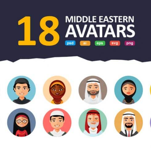 24 People Cartoon PNG: Avatars Cartoon People Vector Business - 601 2 490x490