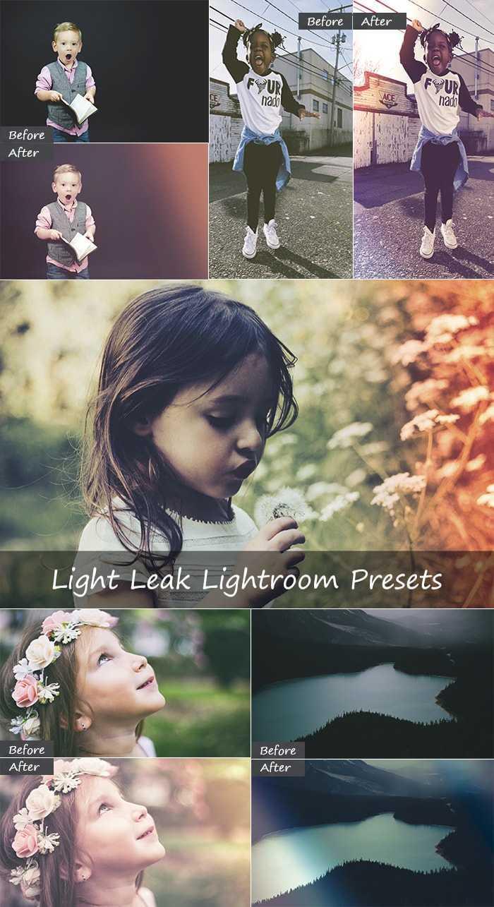 3000+ Perfect Lightroom Presets - Light Leak Lightroom Presets Large min