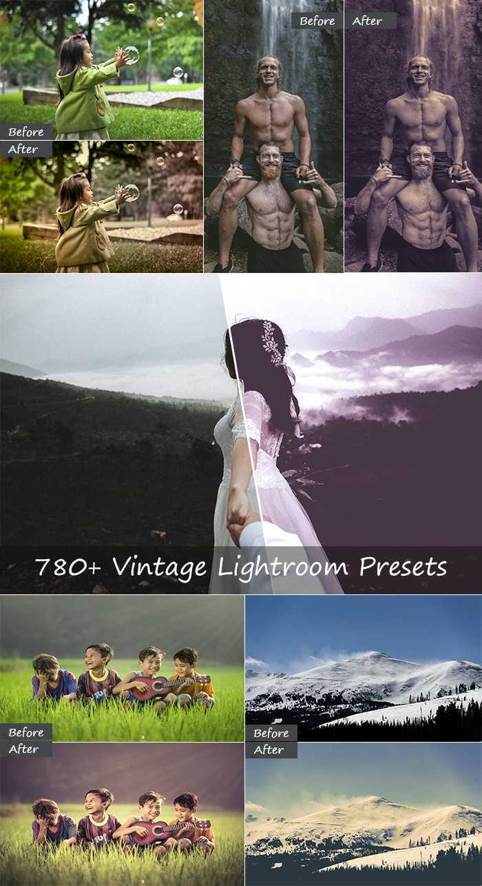 3000+ Perfect Lightroom Presets - minimalist preview visualmodo product page 1