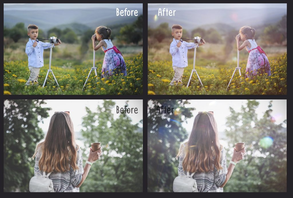 60 Light Bokeh Overlays - $8 - 1 1