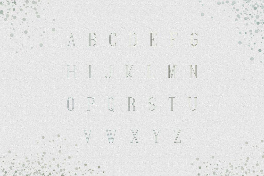 Spring Font with 30% OFF - SpringVibe Serif Font - 10
