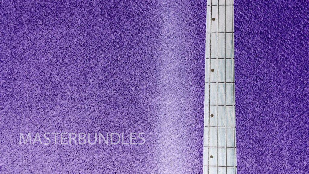 Guitar Background Bundle: 10 Music Backgrounds Invert Style - 10 copy