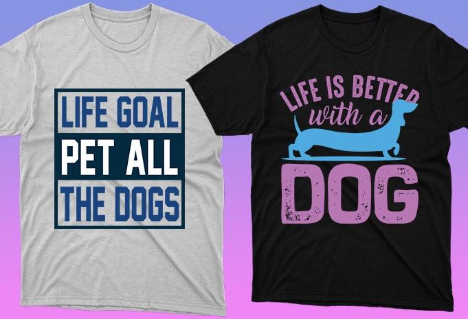 Minimalist T-shirt Design: 600 Mega Editable T-shirt Designs Bundle – 99% off - 12 19