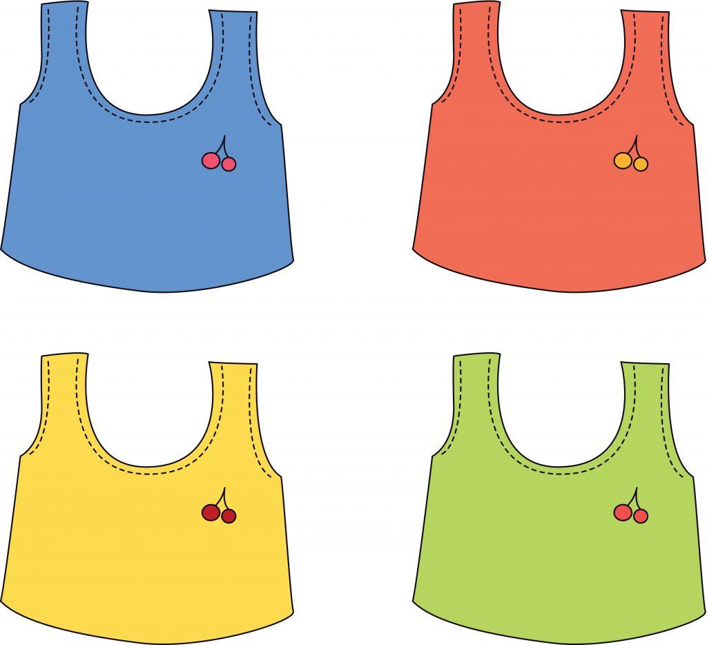 Fashion Illustration Bundle: Clothing Business Icons and illustrations - 12534388