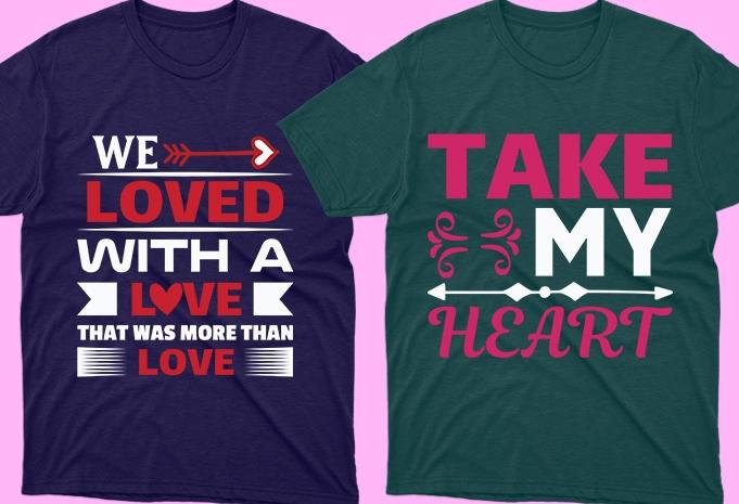 Minimalist T-shirt Design: 600 Mega Editable T-shirt Designs Bundle – 99% off - 13 14