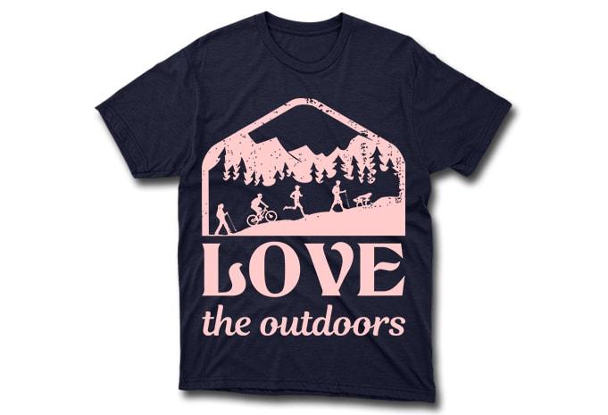 Minimalist T-shirt Design: 600 Mega Editable T-shirt Designs Bundle – 99% off - 13 15
