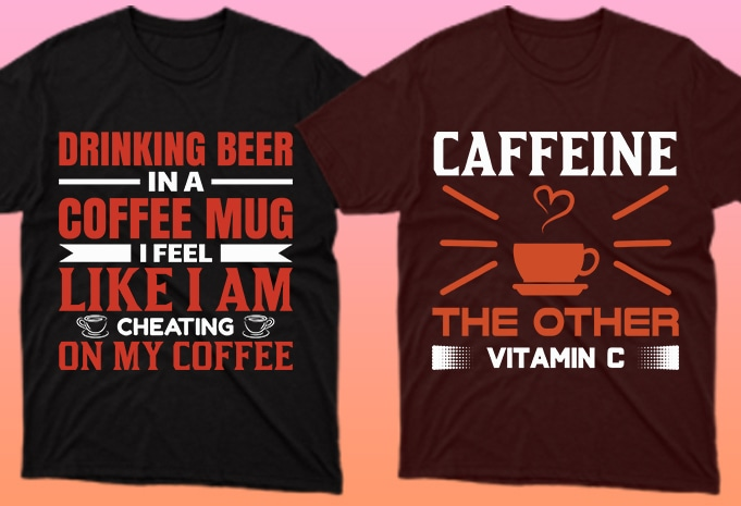 Minimalist T-shirt Design: 600 Mega Editable T-shirt Designs Bundle – 99% off - 13 151