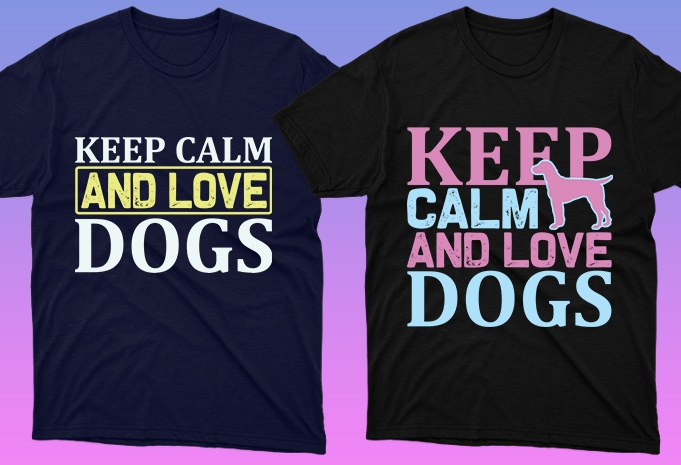 Dog Shirt: 50 Dog Quotes Editable T-shirt Designs Bundle -  $15 - 13 18 1