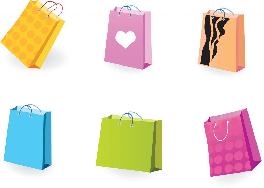 Fashion Illustration Bundle: Clothing Business Icons and illustrations - 1314119