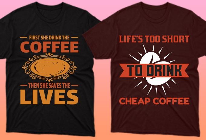 Minimalist T-shirt Design: 600 Mega Editable T-shirt Designs Bundle – 99% off - 14 18