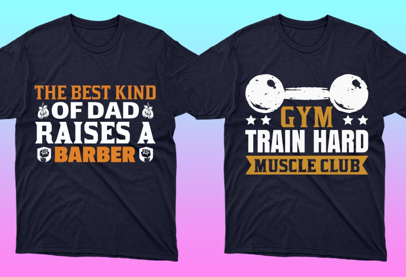 Minimalist T-shirt Design: 600 Mega Editable T-shirt Designs Bundle – 99% off - 14 6