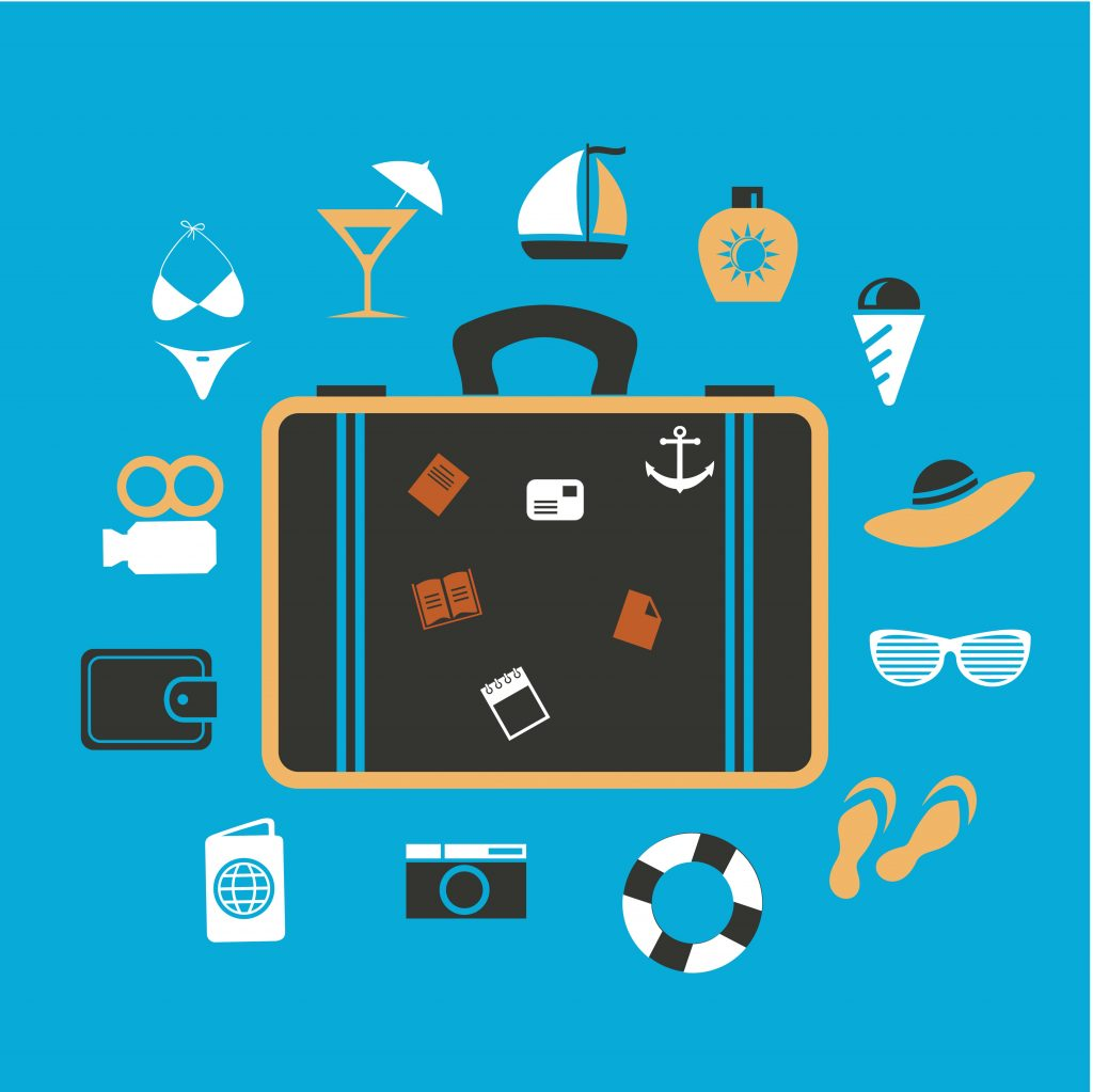 Travel Icon & Illustrations: Vacation Pack - $13 - 14990562