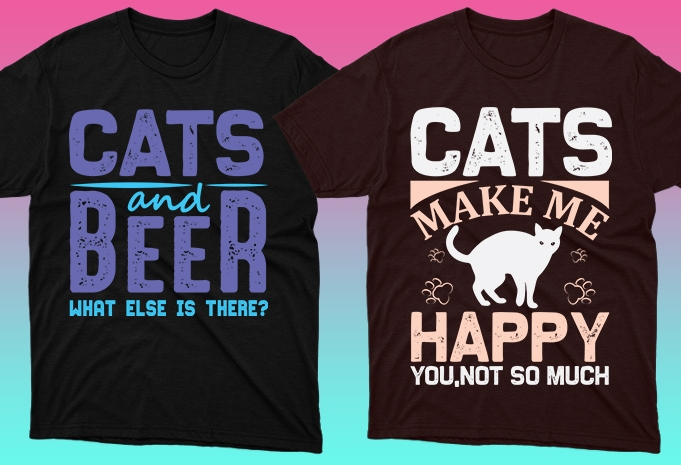 Minimalist T-shirt Design: 600 Mega Editable T-shirt Designs Bundle – 99% off - 15 18