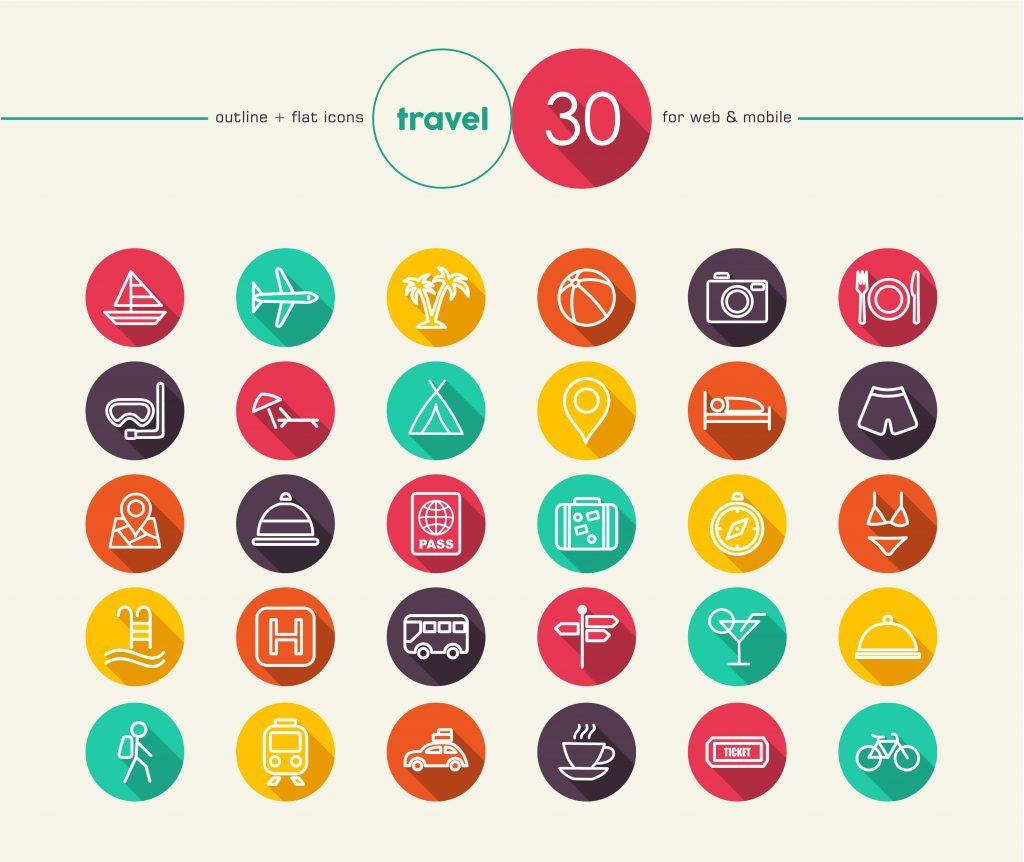600+ Food Business Icon Bundle - $11 - 15259848