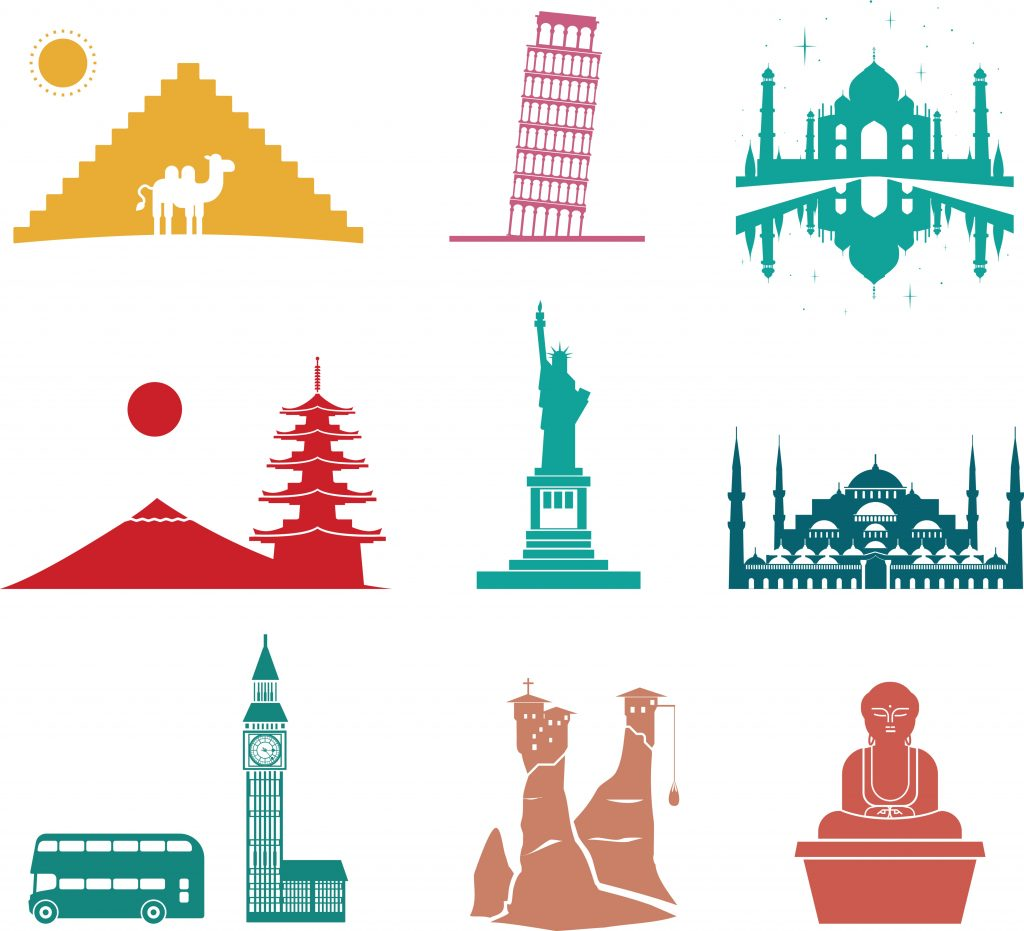 Travel Icon & Illustrations: Vacation Pack - $13 - 15798940